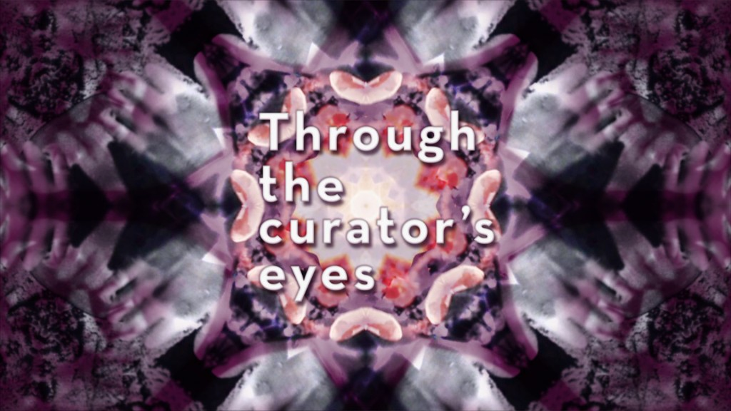 Through the Curator's Eyes - TV Series on the Singapore International Festival of Arts 2015